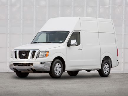 2012 Nissan NV 3500 HD SV - Our Installer's Service Vehicles