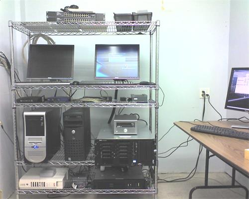 Server Room and Racks